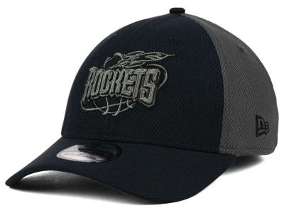 Houston Rockets New Era NBA HWC Graphite Team Color 39THIRTY Cap