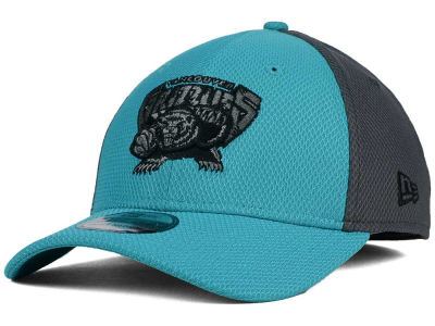 Vancouver Grizzlies New Era NBA HWC Graphite Team Color 39THIRTY Cap