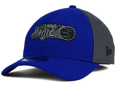 Orlando Magic New Era NBA HWC Graphite Team Color 39THIRTY Cap