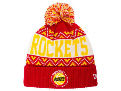 Houston Rockets New Era NBA HWC Biggest Ugly Knit