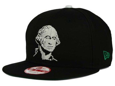 Acapulco Gold President Washington 9FIFTY Snapback Cap