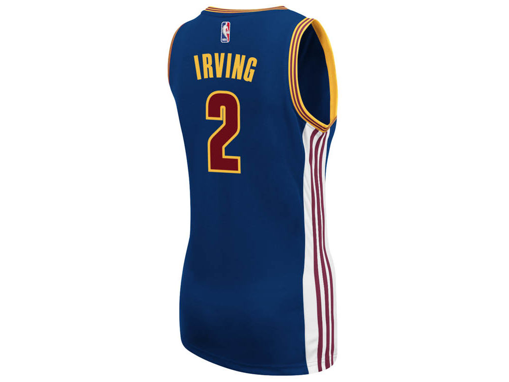 Cleveland Cavaliers Kyrie Irving adidas NBA Womens Replica Jersey ... ef0412c04