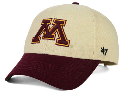 Minnesota Golden Gophers '47 NCAA Munson '47 MVP Cap