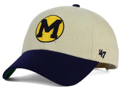 Michigan Wolverines '47 NCAA Munson '47 MVP Cap