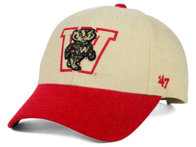 Wisconsin Badgers '47 NCAA Munson '47 MVP Cap