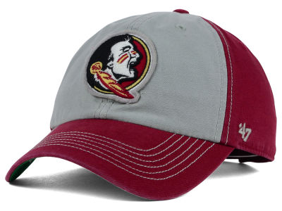 Florida State Seminoles '47 NCAA Mcgraw Champions '47 CLEAN UP Cap