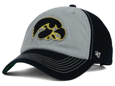 Iowa Hawkeyes '47 NCAA Mcgraw Champions '47 CLEAN UP Cap