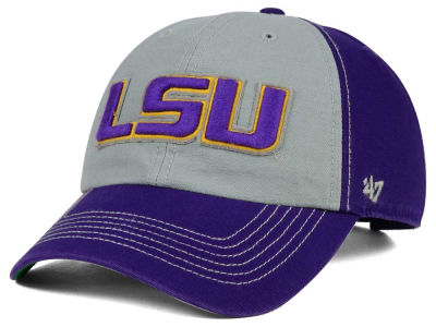 LSU Tigers '47 NCAA Mcgraw Champions '47 CLEAN UP Cap