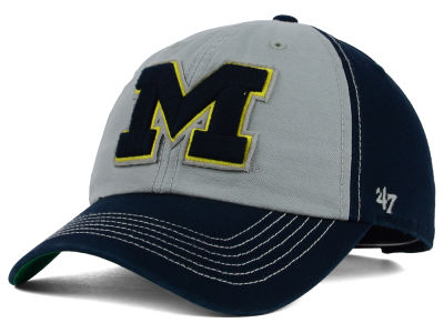 Michigan Wolverines '47 NCAA Mcgraw Champions '47 CLEAN UP Cap