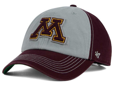 Minnesota Golden Gophers '47 NCAA Mcgraw Champions '47 CLEAN UP Cap