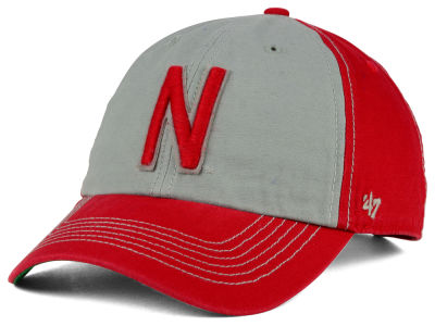 Nebraska Cornhuskers '47 NCAA Mcgraw Champions '47 CLEAN UP Cap