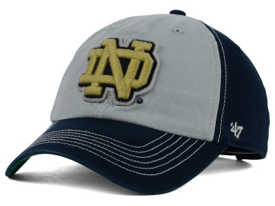 Notre Dame Fighting Irish '47 NCAA Mcgraw Champions '47 CLEAN UP Cap