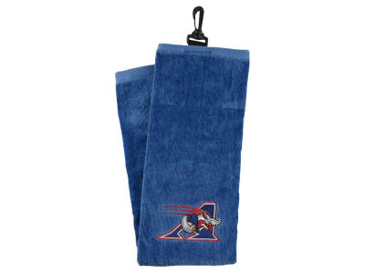 Montreal Alouettes CFL Tri-Fold Terry Towel
