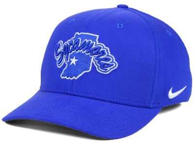 Indiana State Sycamores NCAA Classic Swoosh Cap