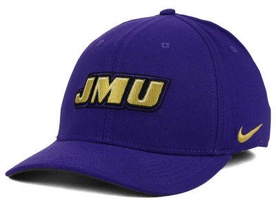 James Madison Dukes Nike NCAA Classic Swoosh Cap