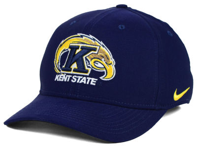 Kent State Golden Flashes NCAA Classic Swoosh Cap