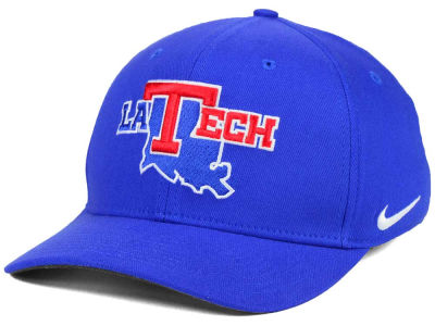 Louisiana Tech Bulldogs Nike NCAA Classic Swoosh Cap