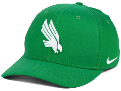North Texas Mean Green NCAA Classic Swoosh Cap