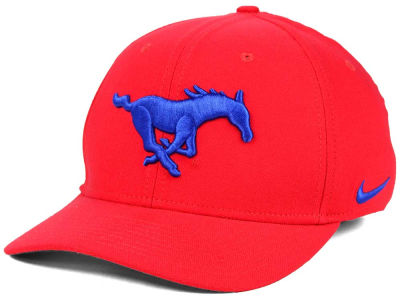 Southern Methodist Mustangs NCAA Classic Swoosh Cap