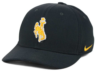 Wyoming Cowboys NCAA Classic Swoosh Cap