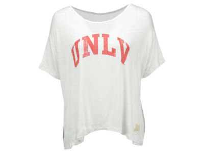 UNLV Runnin Rebels NCAA Women's Retro Relaxed T-Shirt