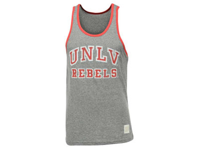 UNLV Runnin Rebels Retro Brand NCAA Men's Retro Contrast Tank