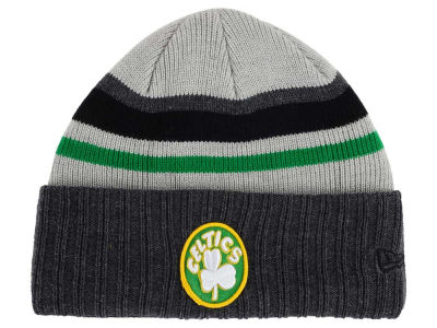 Boston Celtics New Era NBA HWC Prep Class Beanie Knit
