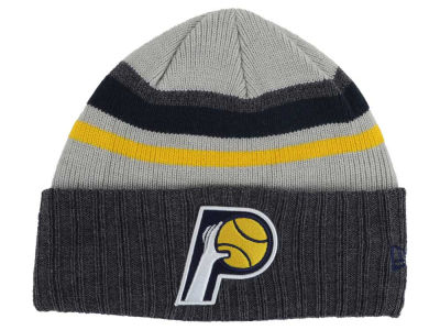 Indiana Pacers New Era NBA HWC Prep Class Beanie Knit