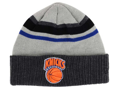 New York Knicks New Era NBA HWC Prep Class Beanie Knit