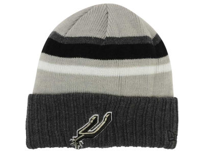 San Antonio Spurs New Era NBA HWC Prep Class Beanie Knit