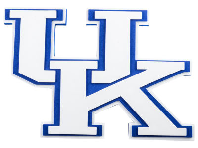 Kentucky Wildcats 3D Foam Wall Sign