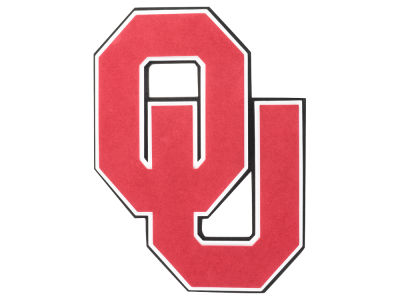 Oklahoma Sooners 3D Foam Wall Sign