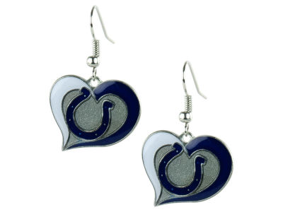 Aminco Inc. Swirl Heart Earrings
