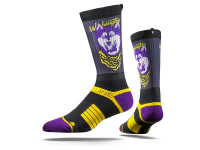 Washington Huskies NCAA Strideline Crew Socks
