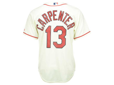 St. Louis Cardinals Matt Carpenter  Majestic MLB Men's Player Replica Cool Base Jersey