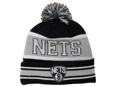 Brooklyn Nets New Era NBA HWC Fashion Biggest Fan Knit