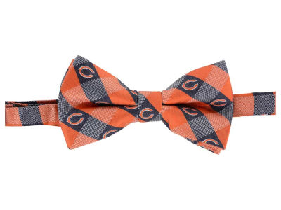 Chicago Bears Bow Tie Checkered Repeat