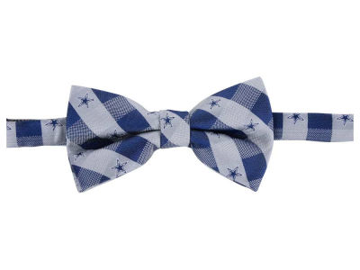 Dallas Cowboys Bow Tie Checkered Repeat