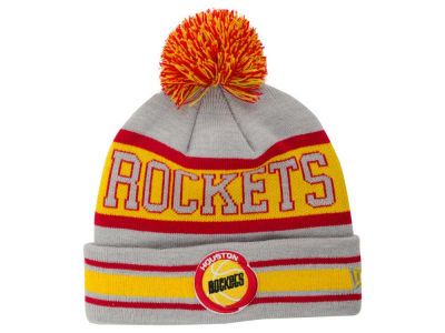 Houston Rockets New Era NBA HWC Fashion Biggest Fan Knit