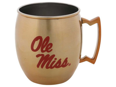 Ole Miss Rebels NCAA Moscow Mule Mug
