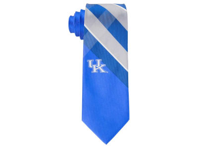 Kentucky Wildcats Woven Poly Grid Tie