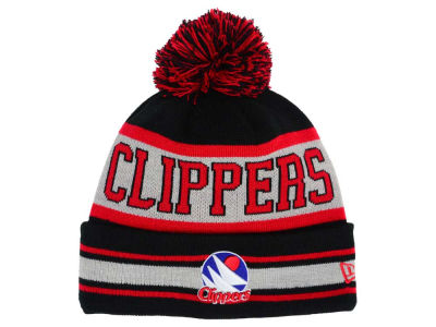 Los Angeles Clippers New Era NBA HWC Fashion Biggest Fan Knit