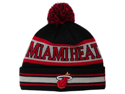 Miami Heat New Era NBA HWC Fashion Biggest Fan Knit
