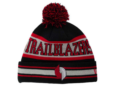 Portland Trail Blazers New Era NBA HWC Fashion Biggest Fan Knit