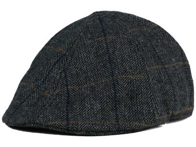 LIDS Private Label PL Navy Brown Striped Adjustable Ivy