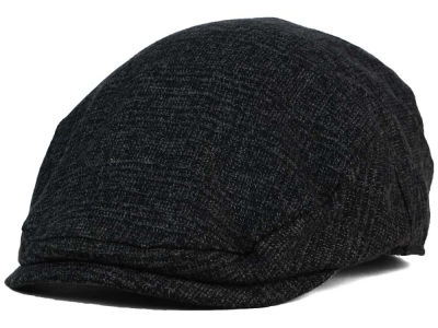 LIDS Private Label PL Tonal Plaid Flat Cap