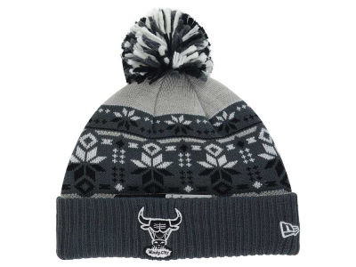 Chicago Bulls New Era NBA HWC Flake & Shake Knit