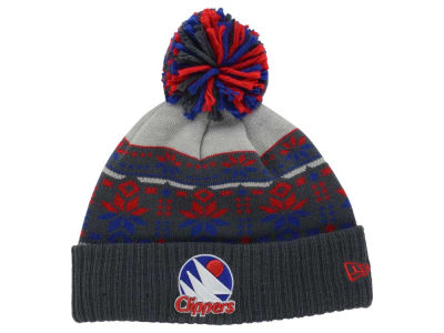 Los Angeles Clippers New Era NBA HWC Flake & Shake Knit