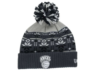 New York Knicks New Era NBA HWC Flake & Shake Knit