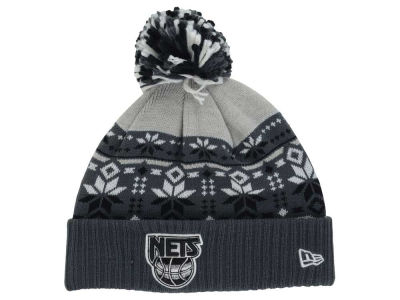 New Jersey Nets New Era NBA HWC Flake & Shake Knit